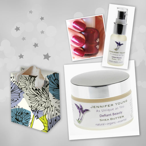 Defiant Beauty Women's Chemo Nailcare Gift Set