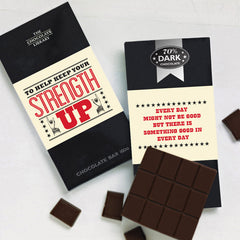 Keep Your Strength Up - Dark Chocolate