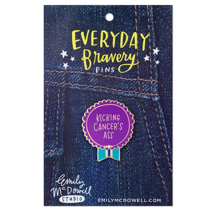 Personalised Women's Positive Pants Cancer Gift Box