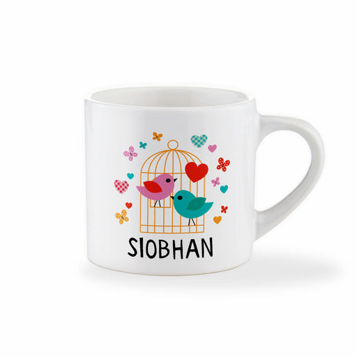 Personalised Children's Birdcage Mug