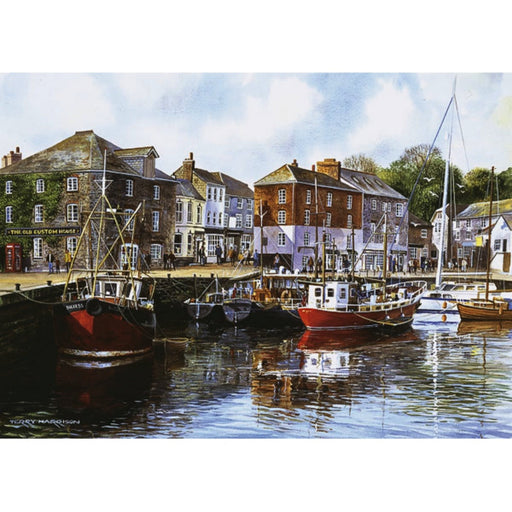 Padstow Harbour Puzzle