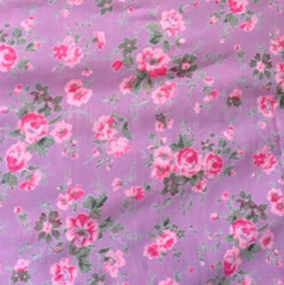 Rambling Rose Cotton Pyjamas (Various Colours)