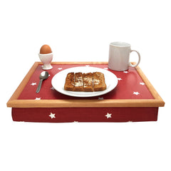 Red Star Lap Tray