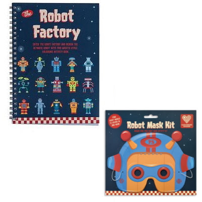 Robot Activity Pack