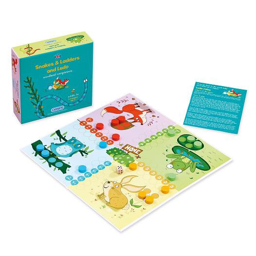 Snakes & Ladders and Ludo Classic Games