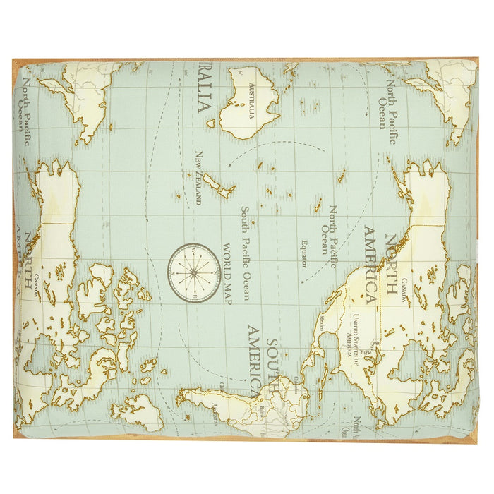 World Map Lap Tray