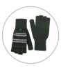 Slytherin Knitted Mitten Capped Gloves