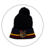 Hogwarts School Crest Knitted Hat