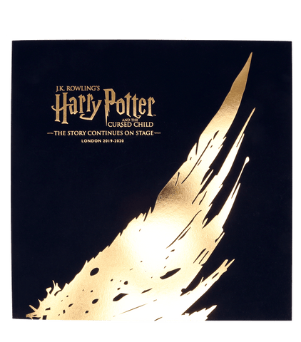 Harry Potter And The Cursed Child 2019-2020 London Cast Souvenir Brochure