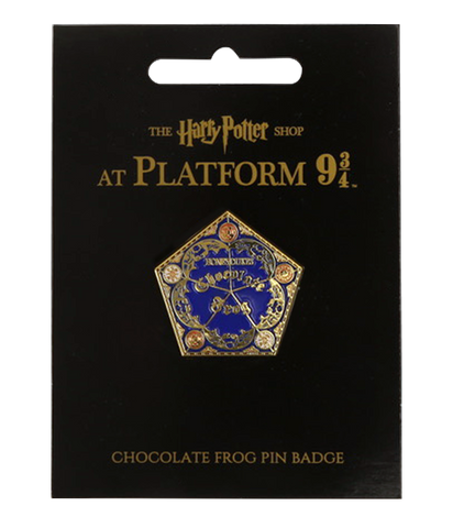 Chocolate Frog Pin Badge