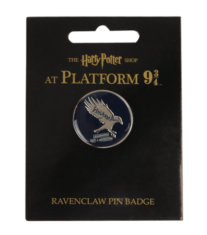 Ravenclaw House Traits Pin Badge