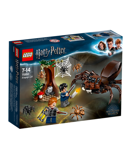 LEGO Harry Potter - Aragog's Lair