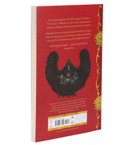 The Tales Of Beedle The Bard Paperback (Hogwarts Library)