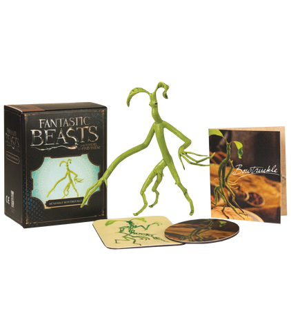 Fantastic Beasts and Where to Find Them: Bendable Bowtruckle Kit