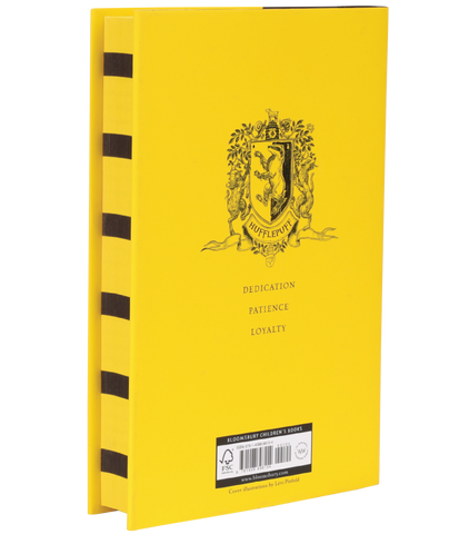 Harry Potter and the Chamber of Secrets – 20th Anniversary Hufflepuff Edition (Hardback)