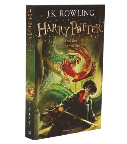New Edition Harry Potter and the Chamber of Secrets (Paperback)