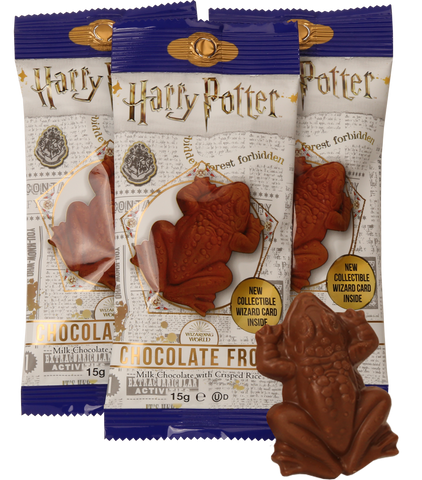 Chocolate Frog - 3 Pack