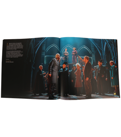 Harry Potter and the Cursed Child 2018 - 2019 London Cast Souvenir Brochure