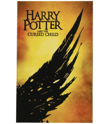 Harry Potter and the Cursed Child Rectangle Magnet