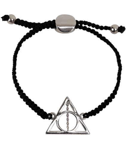 Deathly Hallows Deluxe Cord Bracelet