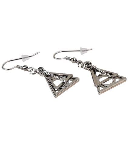 Deathly Hallows Deluxe Earrings