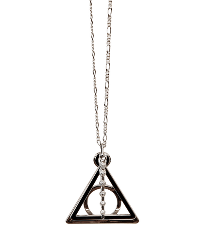 Deathly Hallows Deluxe Necklace