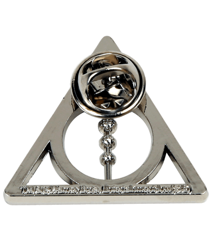 Deathly Hallows Deluxe Pin Badge
