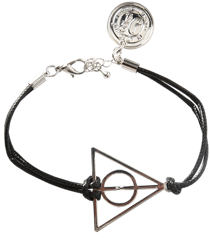 Deathly Hallows Bracelet