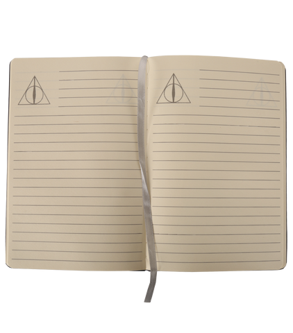 Deathly Hallows Notebook