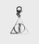 Sterling Sliver Deathly Hallows Clip Charm