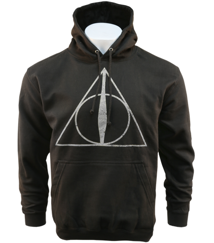 Deathly Hallows Hooded Jumper