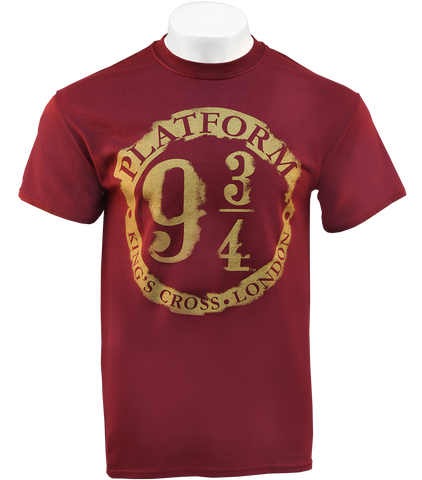 Distressed Platform 9 3/4 T-Shirt