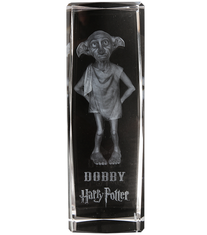 Dobby Glass Paperweight