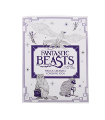 Fantastic Beasts Magical Creatures Colouring Book