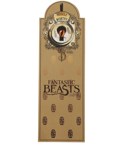 Bookmark - Muggle Worthy