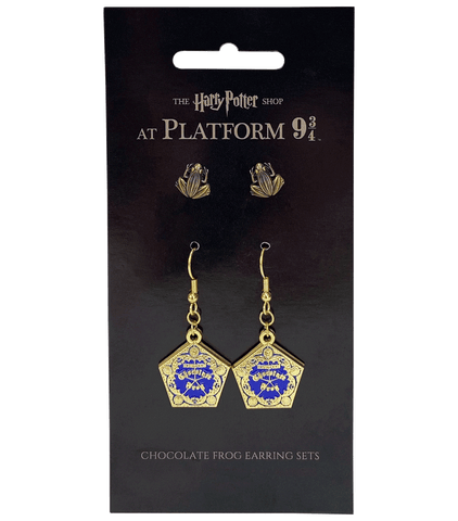 Chocolate Frog Earring Sets