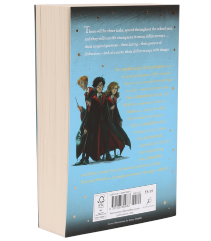 New Edition Harry Potter and the Goblet of fire (Paperback)