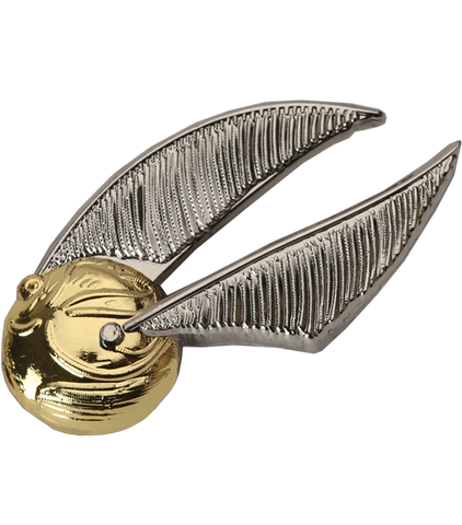 Golden Snitch Pin Badge