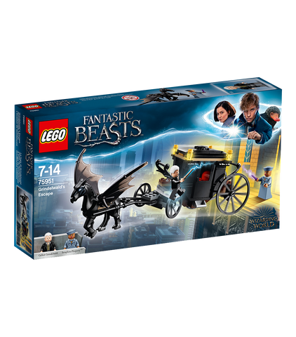 LEGO Fantastic Beasts - Grindelwald's Escape