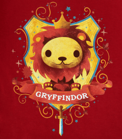 Gryffindor House Babygrow and Bib