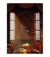 Gryffindor Common Room - Pottermore Poster
