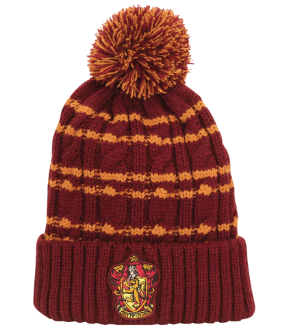 Gryffindor Knitted Hat