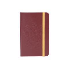 Mini Gryffindor Crest Notebook