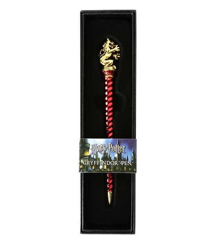 Gryffindor Pen Gold-Plated