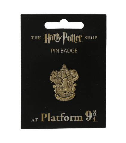 Gryffindor Pin Badge