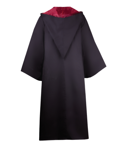 Long Black Robe - Gryffindor