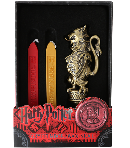 Wax Seal Set - Gryffindor