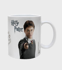 Harry Potter with Wand Mug