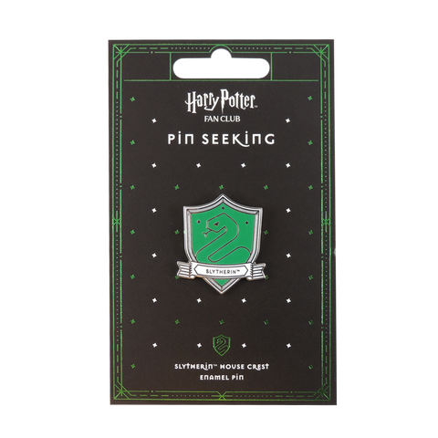 Slytherin™ House Crest Enamel Pin
