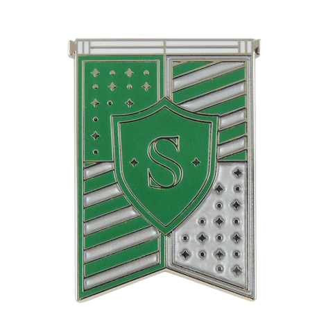 Slytherin™ House Banner Enamel Pin